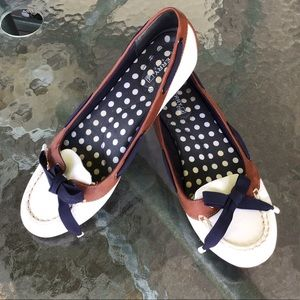 Sperry Top-Sider Polkadot Flats